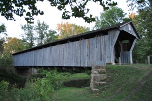 Bergstresser Covered Bridge